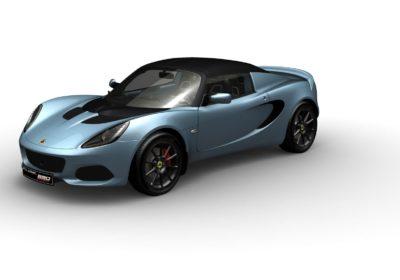 Elise 220 Sport (Metallic Light Blue)