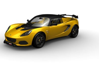 Lotus Elise Cup 250 (Solid Yellow)